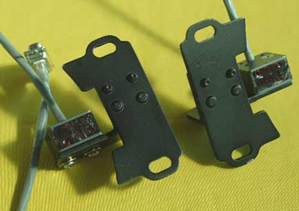 LSE Mini Sensor: Original Jabiru Coil Mounts with LSE Mini Sensors